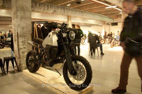 The Bike Shed Paris 2016