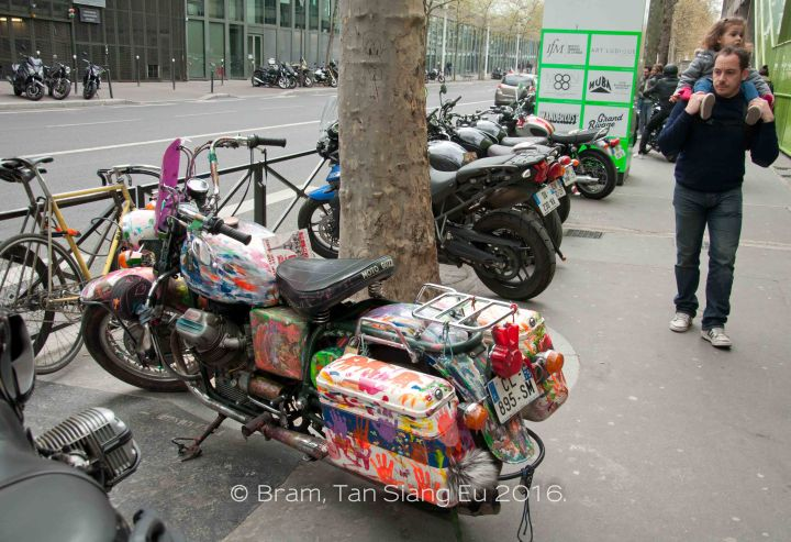 The Bike Shed Paris 2016